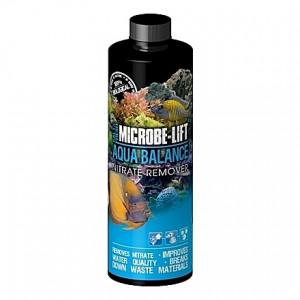 Dénitrateur Microbe-Lift Aqua Balance anti-nitrates par action bactérienne - 473ml
