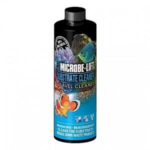 Nettoyeur de sol Microbe-Lift Substrate Cleaner par action bactérienne - 473m