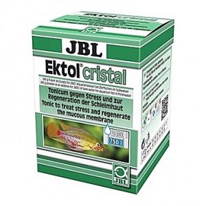 Anti-parasitaires et maladies bactériennes JBL Ektol Cristal - 250g (=2500L)