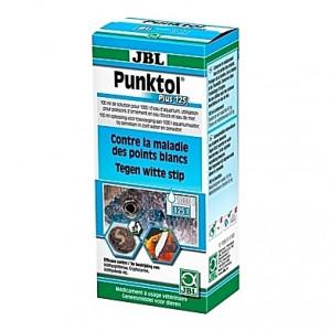 Traitement contre la maladie des points blancs et autres ectoparasites JBL Punktol Plus 125 - 100ml