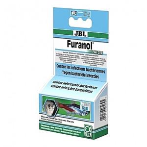 Anti-bactérien JBL Furanol Plus 250 - 20 tablettes