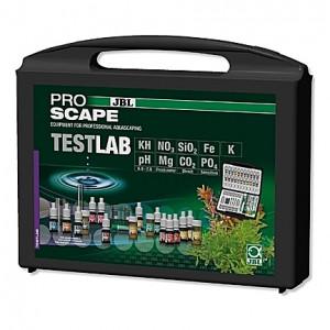 Mallette de 9 tests de qualité d'eau JBL TESTLAB ProScape