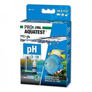 Test d'acidité JBL PRO AQUATEST pH 3-10