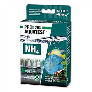 Test du taux d'ammonium JBL PRO AQUATEST NH4