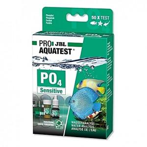 Test du taux de phosphates JBL PRO AQUATEST PO4