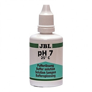 Solution d'étalonnage pH 7 JBL Proflora – 50ml