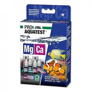 Test du taux de magnésium et de calcium JBL PRO AQUATEST Mg et Ca