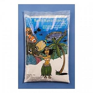 Sable blanc Bora Bora PREIS - 8 Kg