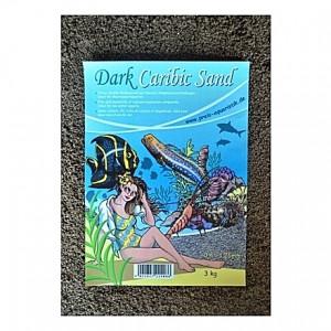 Sable foncé Dark Caribic Sand PREIS - 3 Kg