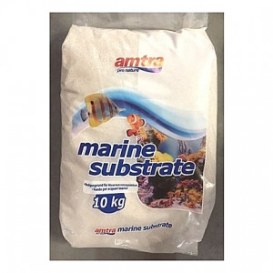 Sable ultra fin Amtra marine substrate aragonite 0,5-1,2mm – 10Kg