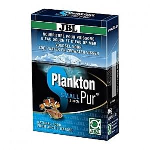 Zooplancton naturel JBL Plankton Pur S2 - 8x2g pour poissons de 2 à 6cm