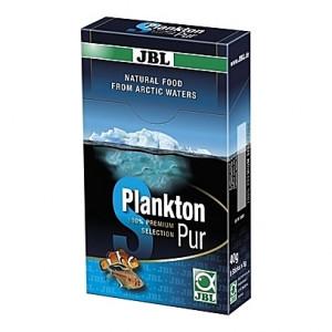 Zooplancton naturel JBL Plankton Pur S5 - 8x5g pour poissons de 2 à 6cm