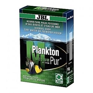 Zooplancton naturel JBL Plankton Pur M2 - 8x2g pour poissons de 4 à 14cm