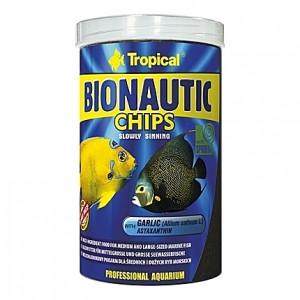 Chips Tropical BIONAUTIC - 1L