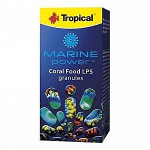 Granulés Tropical MARINE power Coral Food LPS - 100ml