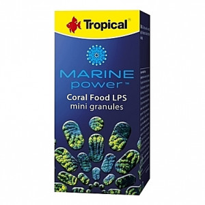 Mini granulés Tropical MARINE power Coral Food LPS - 100ml