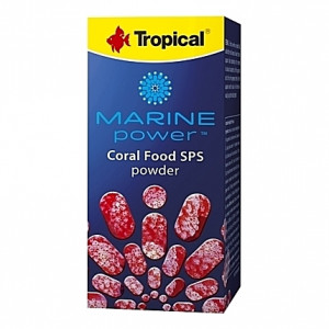 Poudre Tropical MARINE power Coral Food SPS powder - 100ml