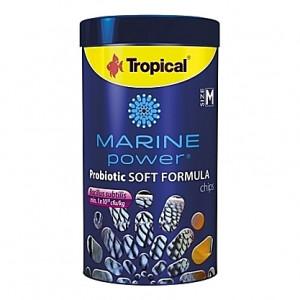 Granulés Tropical MARINE power Probiotic SOFT FORMULA M - 100ml