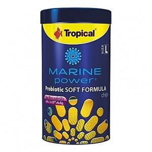 Granulés Tropical MARINE power Probiotic SOFT FORMULA L - 100ml
