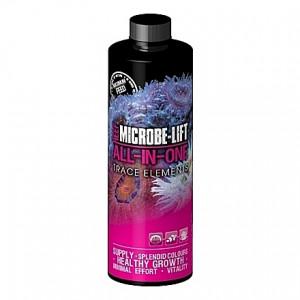 Oligo-éléments Microbe-lift (Reef) All in One - 236 ml