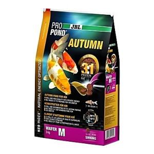 Pastilles coulantes d'automne JBL ProPond Autumn Taille M (6mm) - 3Kg