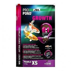 Perles flottantes de croissance JBL ProPond Growth Taille XS (1,5mm) - 1,3Kg