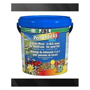 Perles flottantes intensité des couleurs JBL ProPond Color Taille M (6mm) - 5Kg