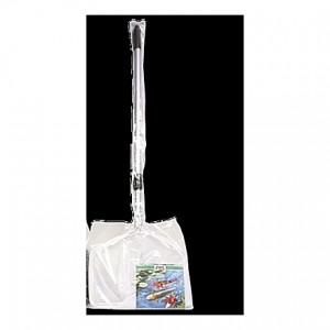 Epuisette fines mailles JBL 35x30cm (Blanc) 190cm