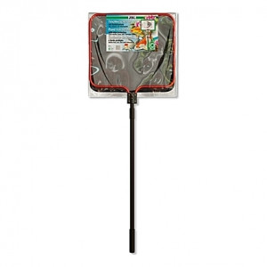 Epuisette télescopique fines mailles JBL 50x43cm 160cm