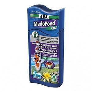 Contre la maladie des points blancs et des mycoses JBL MedoPond Plus - 250ml