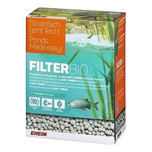 Masse biologique (granulés de Quartz fritté) EHEIM FILTERBIO - 2L