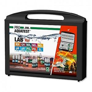 Mallette de tests de qualité d'eau JBL ProAqua Testlab Koi