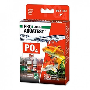 Test du taux de phosphates JBL ProAquaTest PO4 Koï