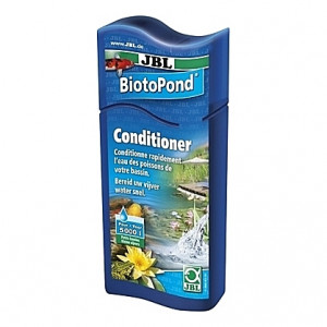 Conditionneur d'eau JBL BiotoPond - 250ml
