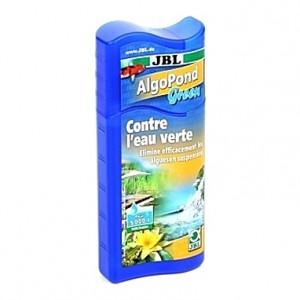 Contre l'eau verte JBL AlgoPond Green - 250ml