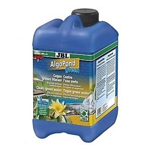 Contre l'eau verte JBL AlgoPond Green - 2,5L