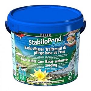 Stabilisateur et conditionneur de paramètres JBL StabiloPond Basis - 5Kg