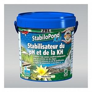 Stabilisateur d'acidité (pH) et la dureté carbonatée (KH) JBL StabiloPond KH - 1Kg