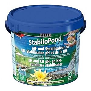 Stabilisateur d'acidité (pH) et la dureté carbonatée (KH) JBL StabiloPond KH - 5Kg