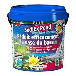 Réduction efficace de la vase du bassin JBL SediEx Pond par dégradation biologique - 1Kg
