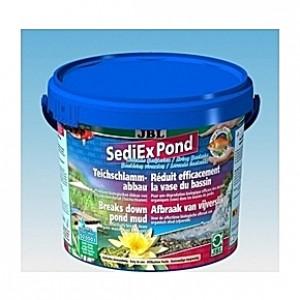 Réduction efficace de la vase du bassin JBL SediEx Pond par dégradation biologique - 2,5Kg