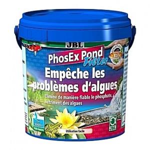 Anti-algues JBL PhosEx Pond Filter par élimination du phosphate - 1Kg