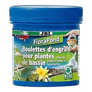 Boulettes d'engrais pour plantes aquatiques JBL FloraPond