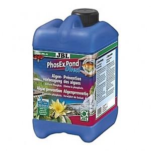 Prévention des algues JBL PhoEx Pond Direct par élimination des phosphates - 2,5L