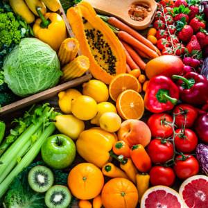 Fruits et légumes pour nos poissons